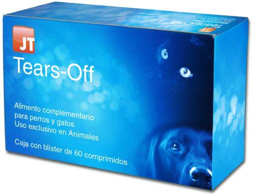 TEARS-OFF ašarojimo profilaktikai 60tab.