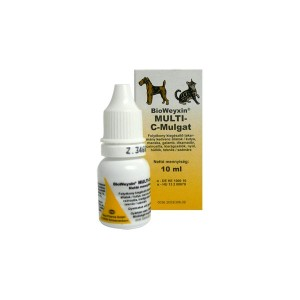 BioWeyxin Multi-C-Mulgat vitaminai gyvūnams