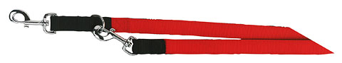 Pavadys Treniravimui Miami juodas/raudonas 2m