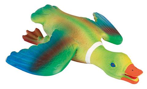 Lateksinis Žaislas aantis 21 cm.