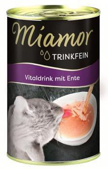 Miamor Trinkfein Vitaldrink gėrimas su antiena 135ml