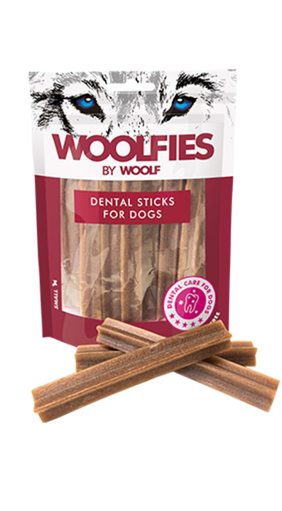WOOLF Woolfies Dental Sticks 200gr.
