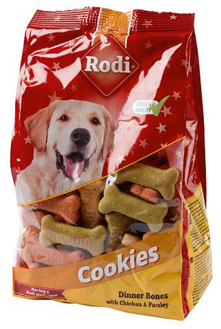 Sausainiai šunims Rodi Classic 500gr