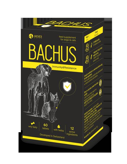 BACHUS Immunity&Resistance 60 skanių tablečių