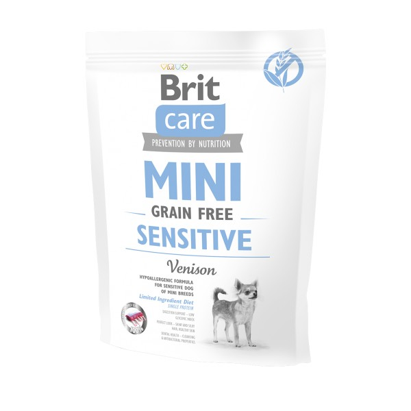 Brit Care Mini Sensitive 7kg