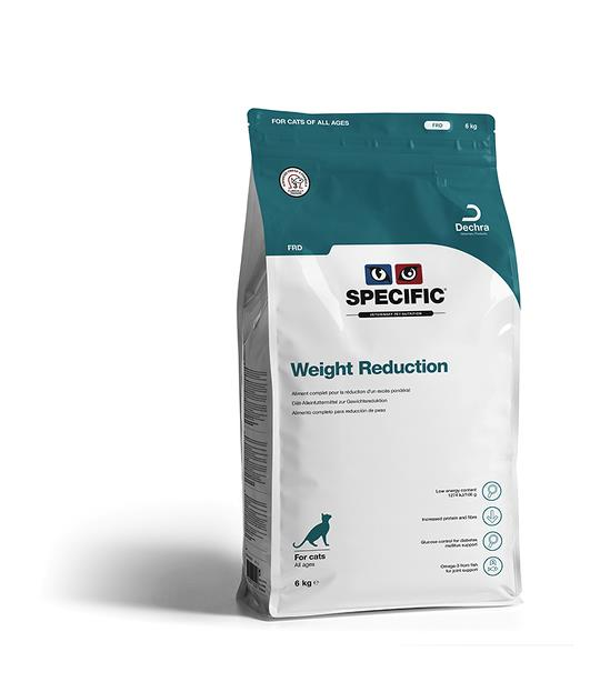 Specific FRD WEIGHT REDUCTION  1,6kg
