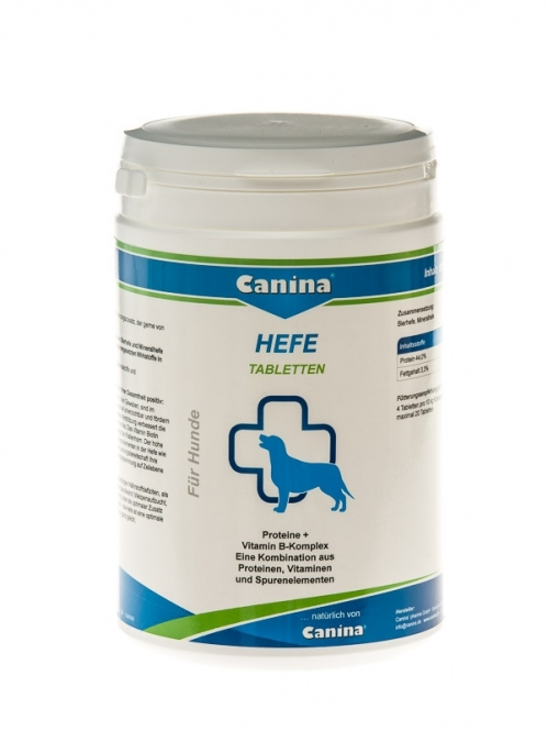 CANINA HEFE tab. 250gr.