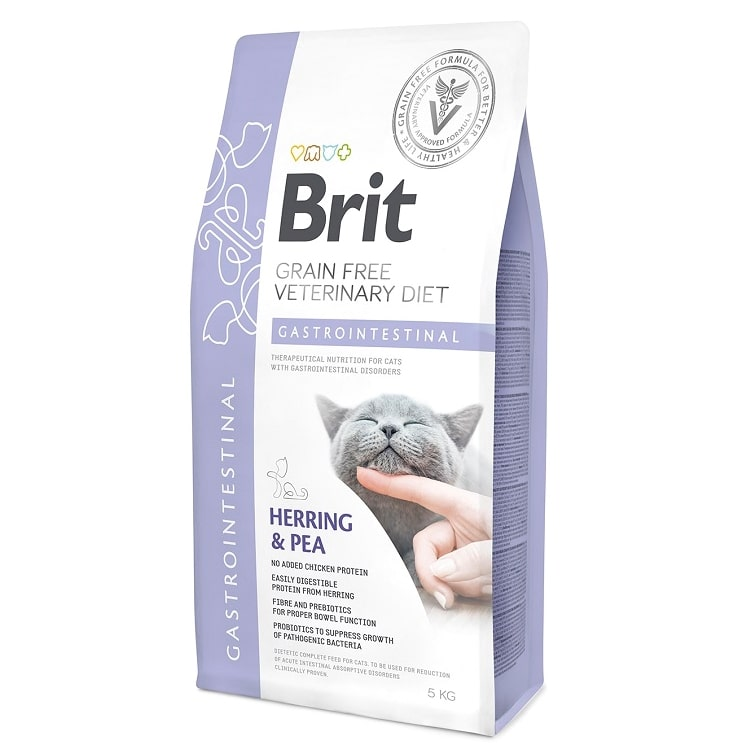 Brit Grain Free Veterinary Diets Cat Gastrointestinal 2kg