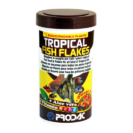 Tropical Fish Flakes 200gr