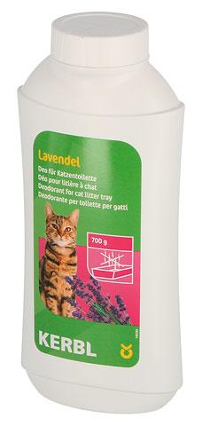 KERBL LAVENDER  kačių tualeto dezodorantas 700g