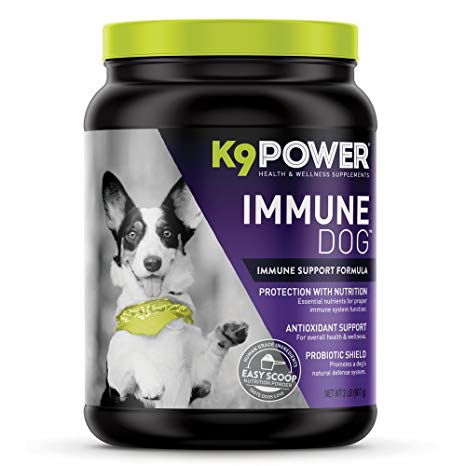 K9 POWER Immune Dog 454gr