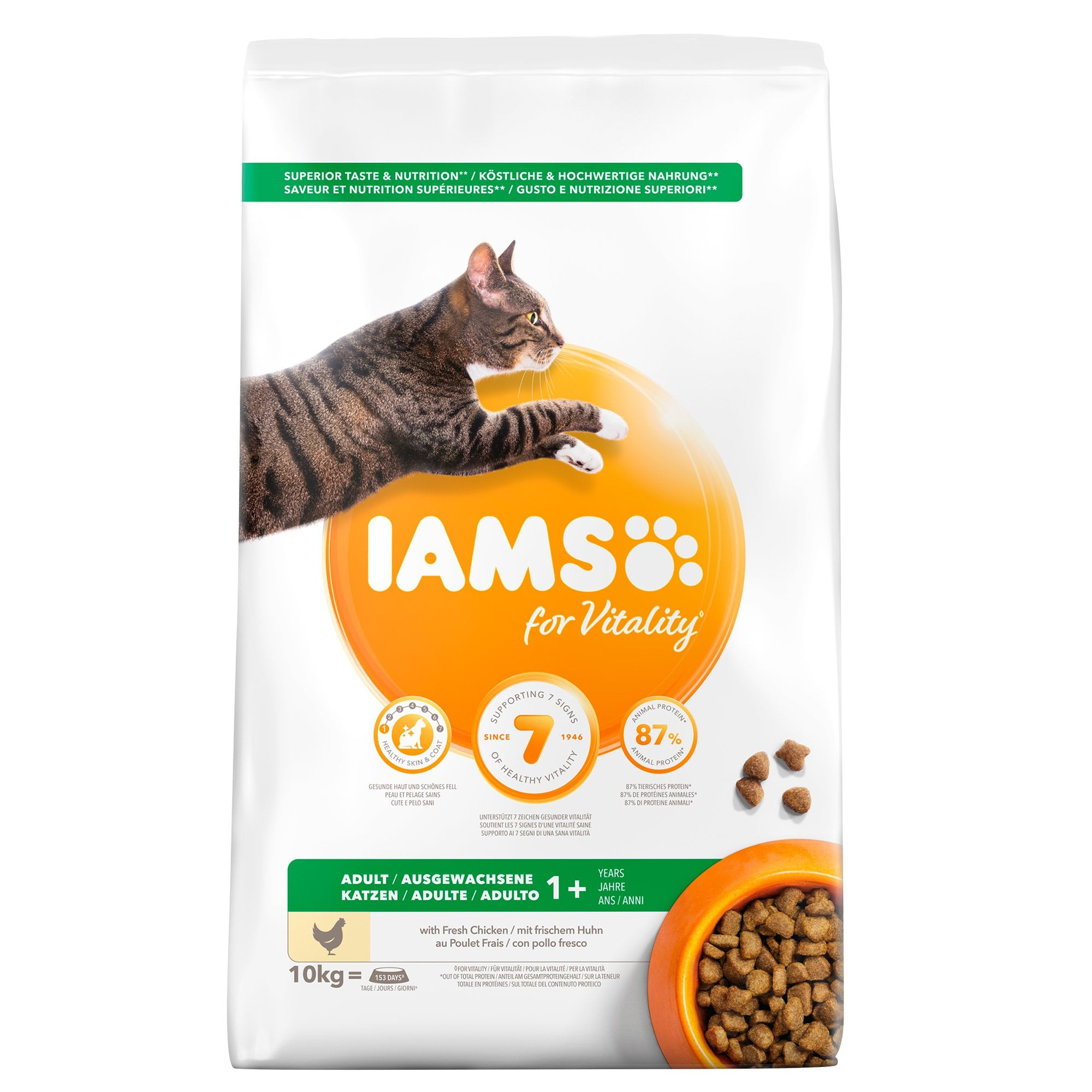 IAMS Adult Cat Chicken 15kg