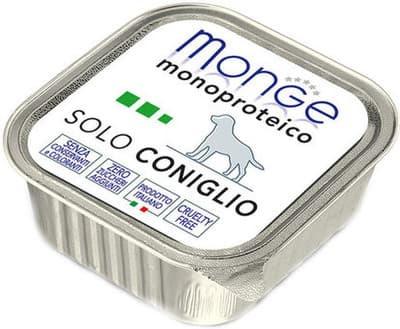 Monge Solo koncervai su triušiena 150gr