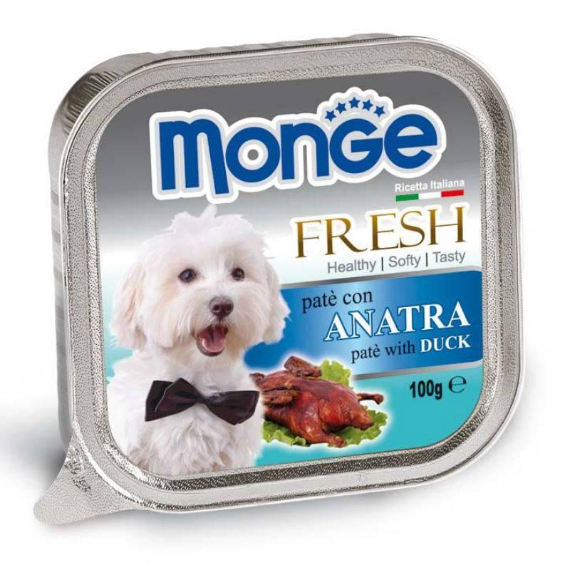 Monge Fresh konservai su antiena 100gr