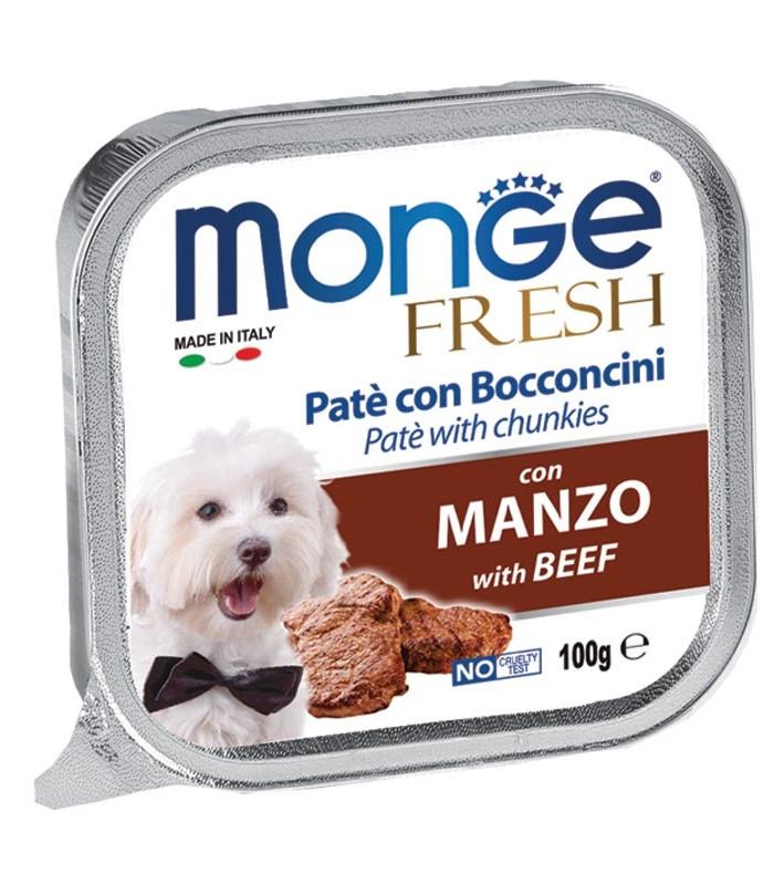 Monge Fresh konservai su jautiena 100gr