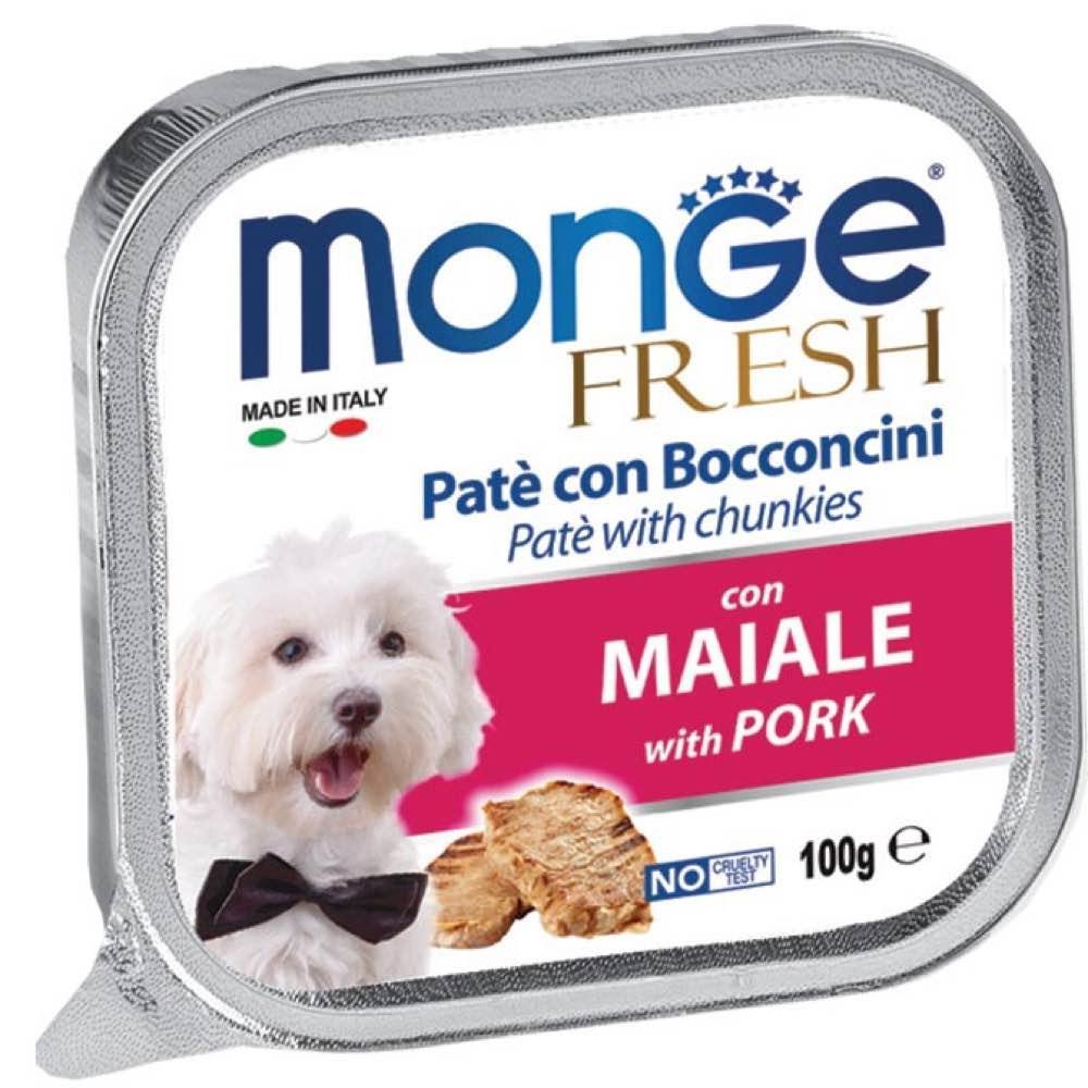 Monge Fresh konservai su kiauliena 100gr