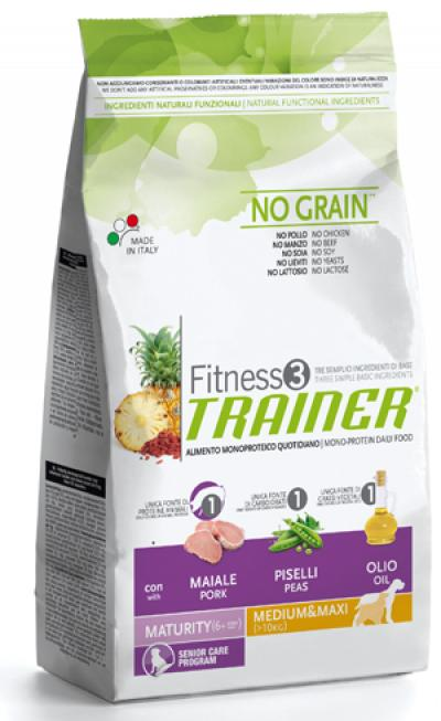Trainer Fitness  3 Maxi/Medium Senjor Pork 12,5kg.