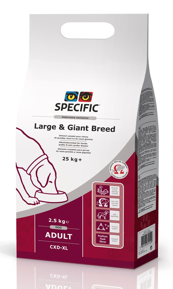 Specific CXD - XL Adult Large and Giant breed 14kg
