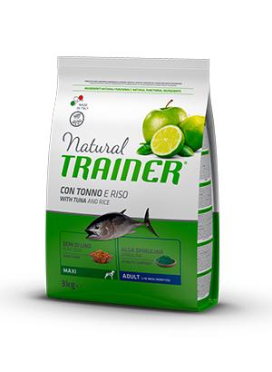 Trainer NATURAL ADULT maxi Tuna 12kg