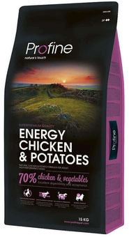 Profine Energy Chicken and Potatoes 15kg