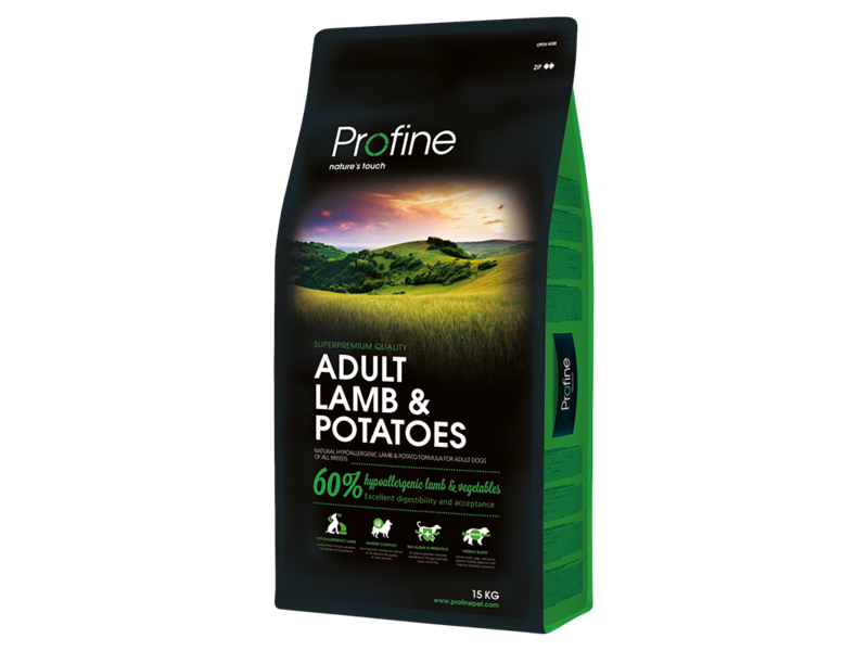 Profine Adult Lamb and Potatoes 3kg