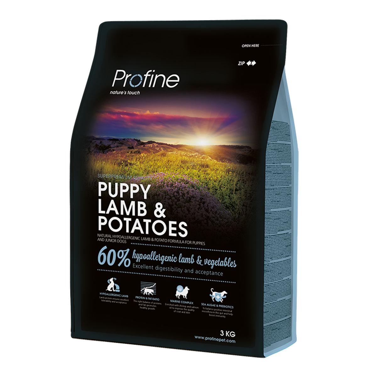 Profine Puppy Lamb and Potatoes 15kg