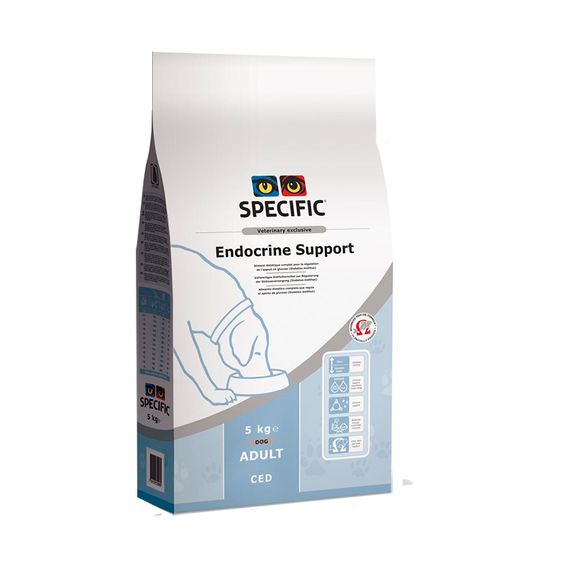 Specific CED EDNOCRINE SUPPORT 5kg.