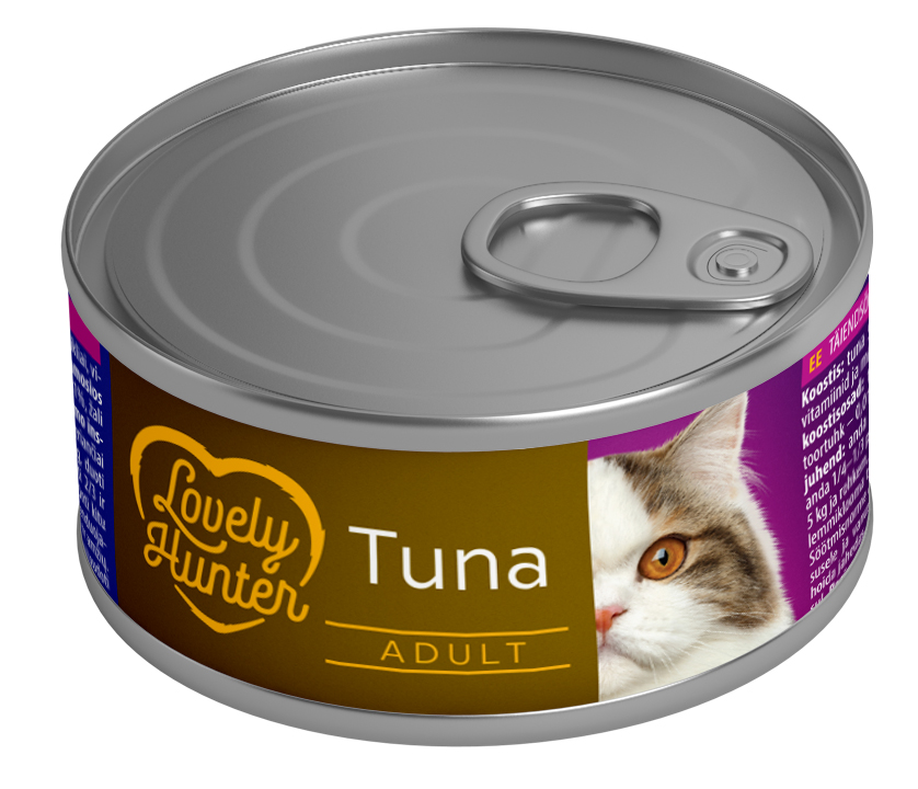 Lovely Hunter Tuna 85gr