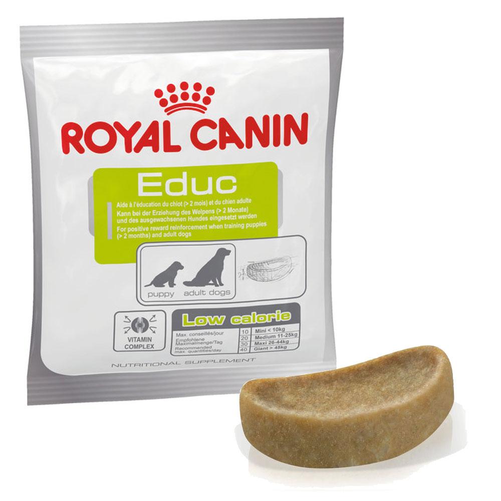 Royal Canin EDUC skanėstai šunims 50gr.