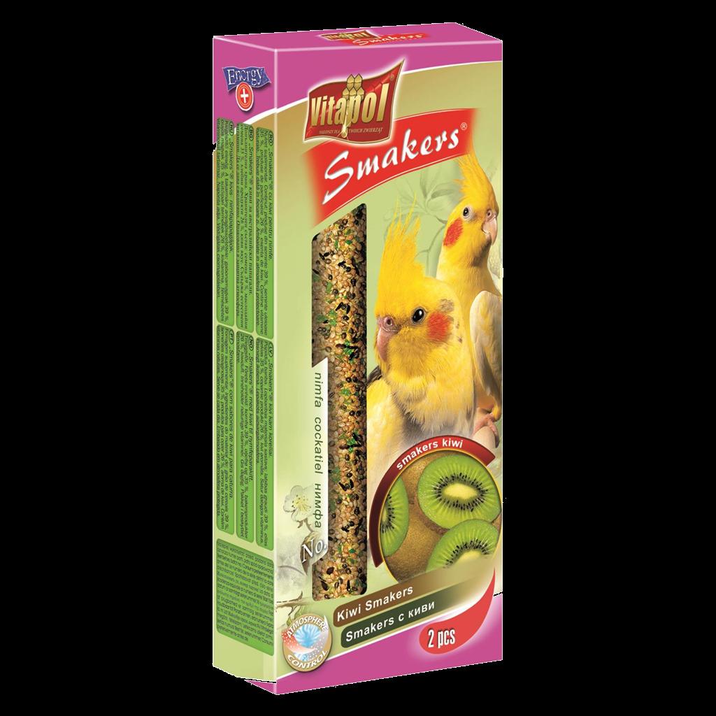 Vitapol Smakers  nimfoms skanėstas su kiviais 2vnt-90gr