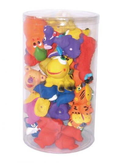 CROCI Lateksiniai žaislai maži 6-8 cm 1 vienetas.