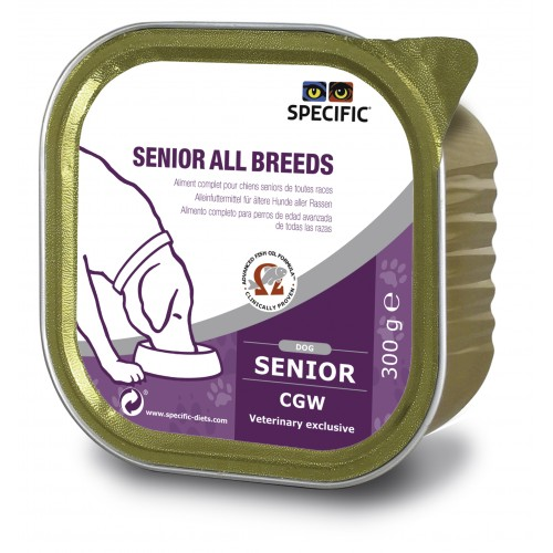 Specific CGW SENIOR ALL BREEDS 300gr.