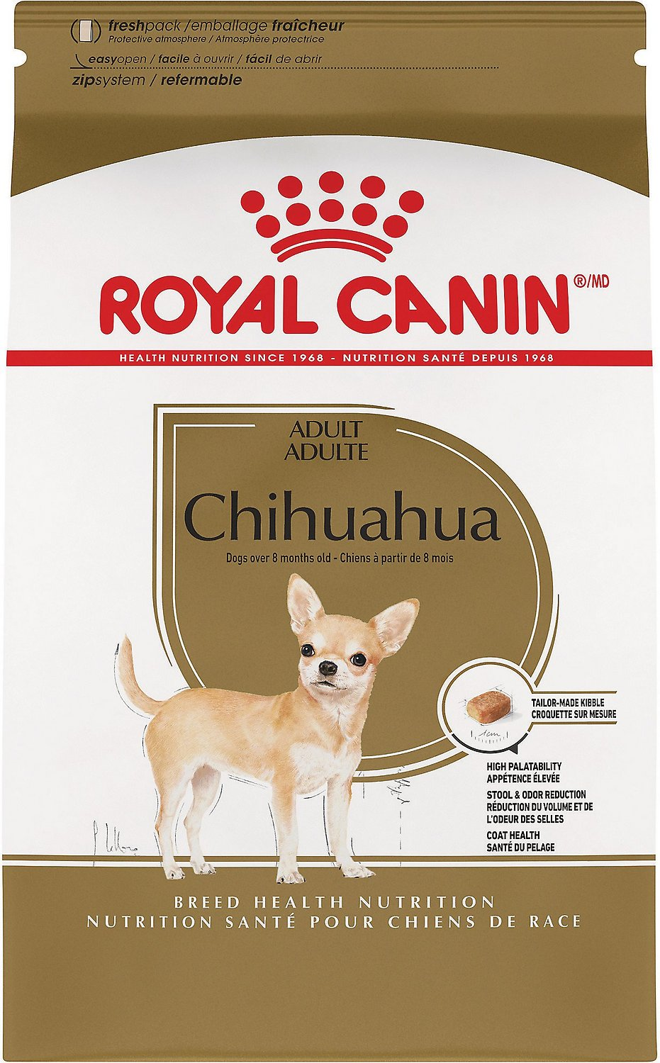 Royal Canin Chihuahua Adult 1,5kg.
