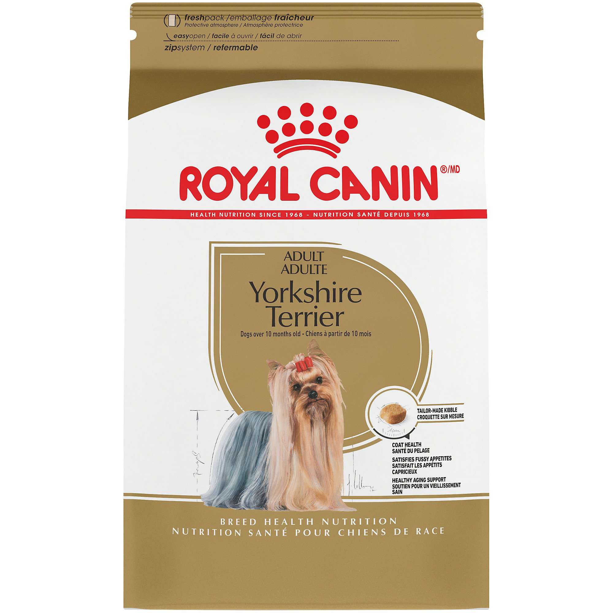 Šunų maistas Royal Canin Yorkshire Terrier Adult 7,5kg