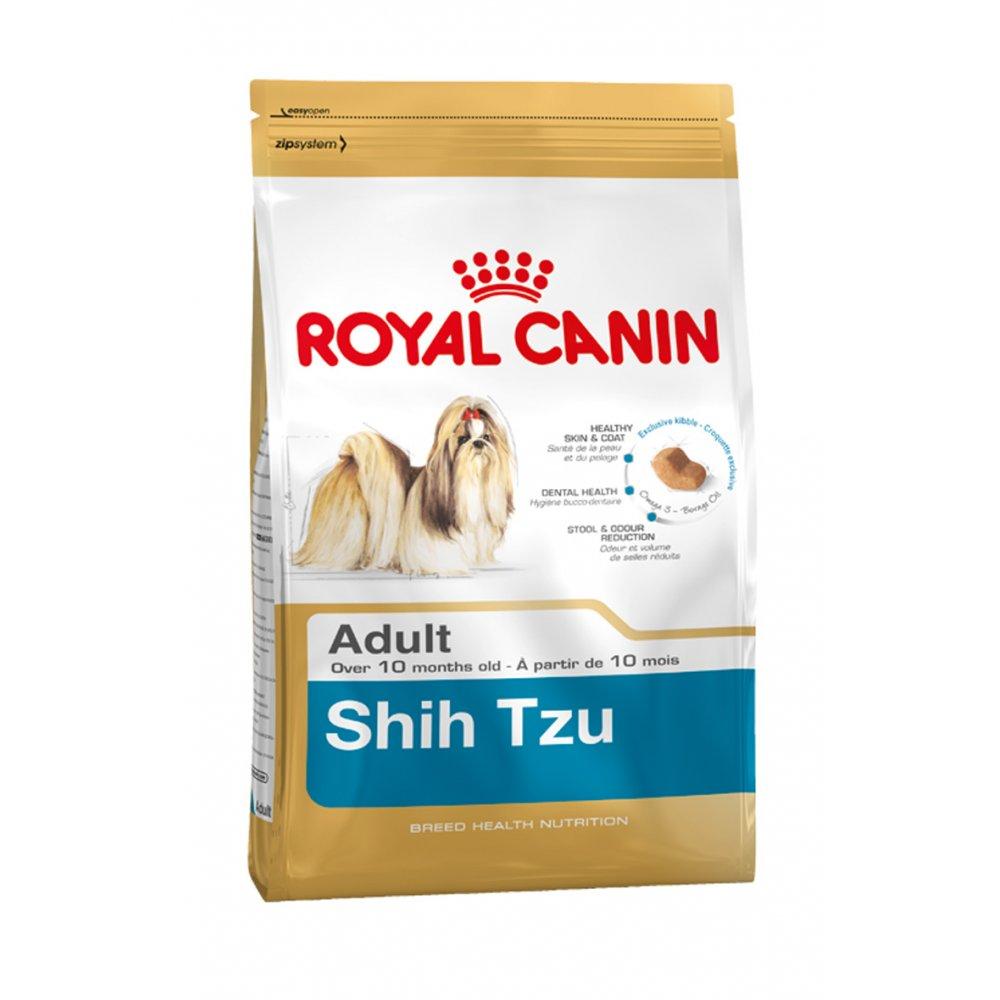 Šunų maistas Royal Canin Shih Tzu Adult 500gr.