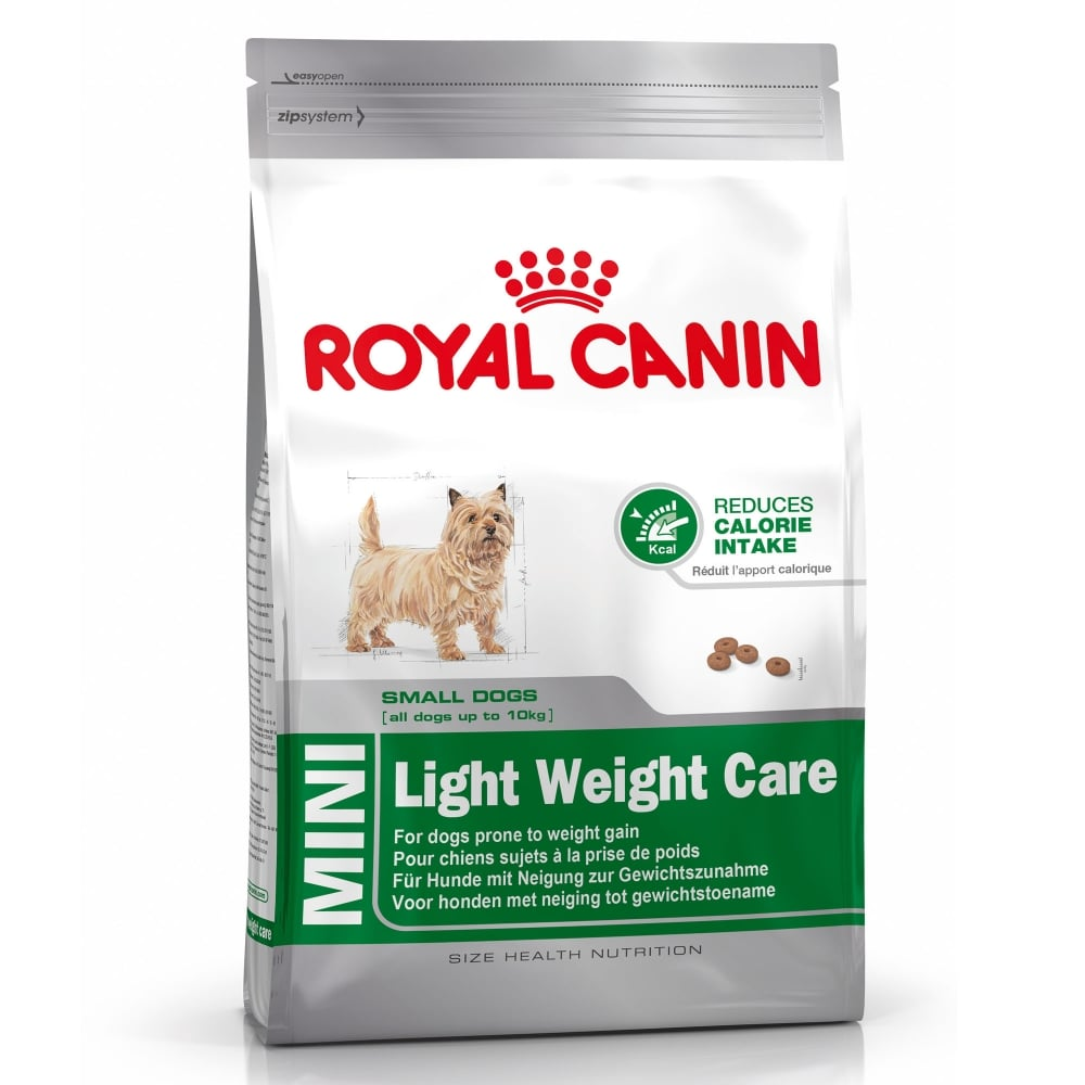 Royal Canin Mini Light Weight Care 2kg.