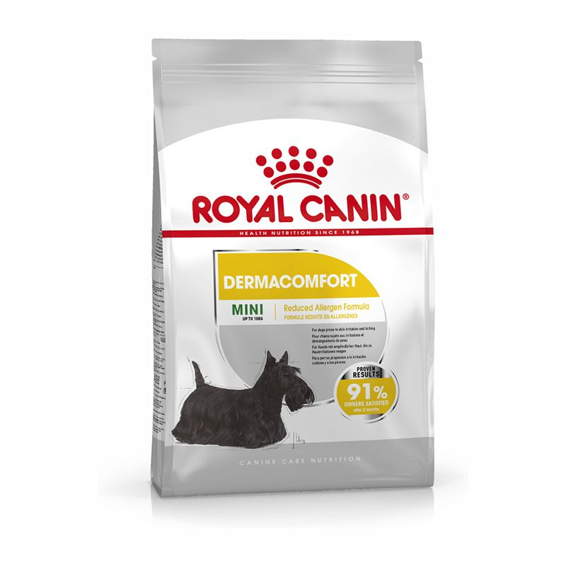 Royal Canin Mini Dermacomfort 10kg.