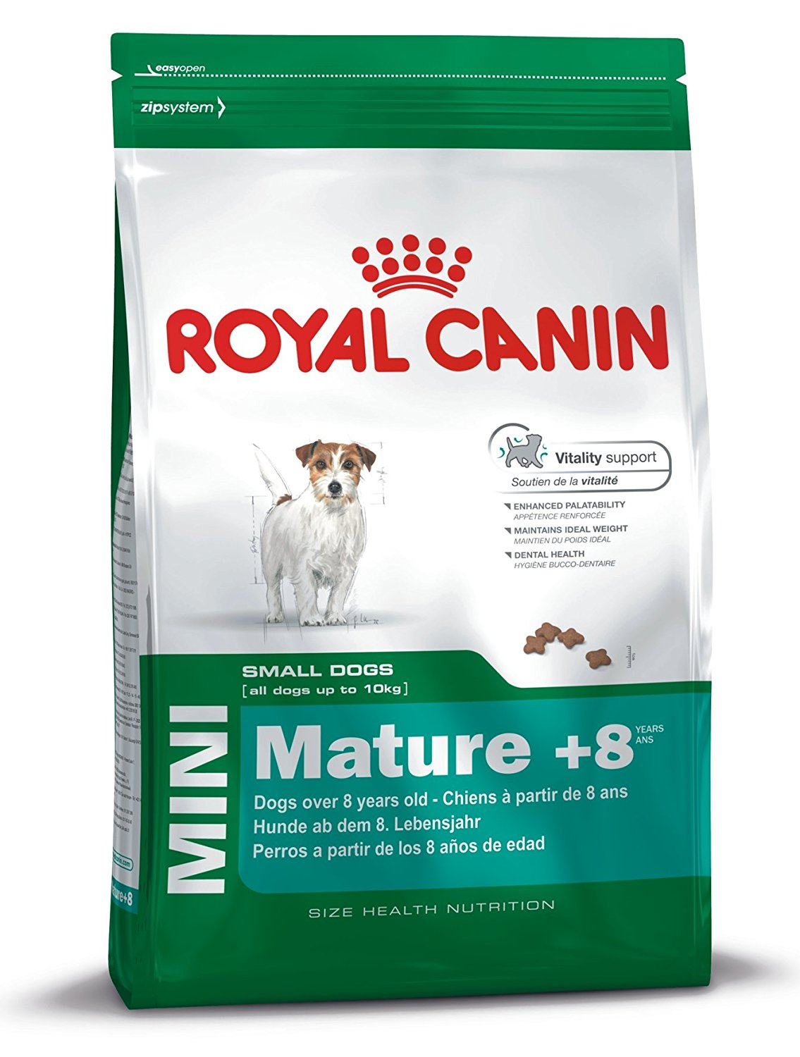 Royal Canin Mini Mature +8 800g.