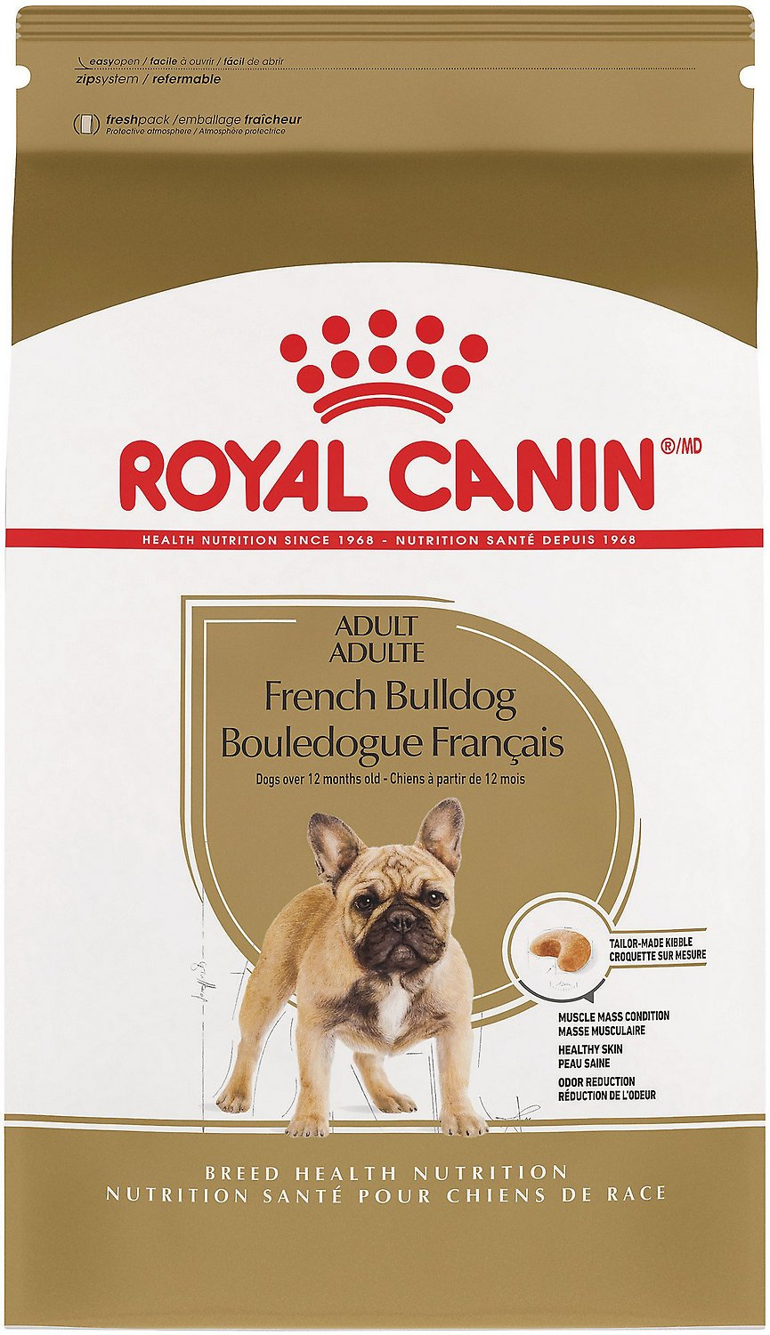 Šunų maistas Royal Canin French Bulldog Adult 3kg.