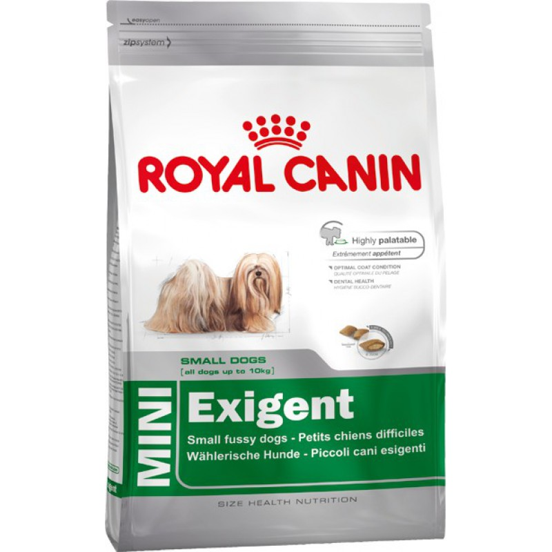 Royal Canin Mini Exigent 2kg.