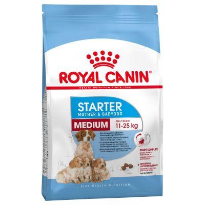 Royal Canin Medium Starter 4kg.