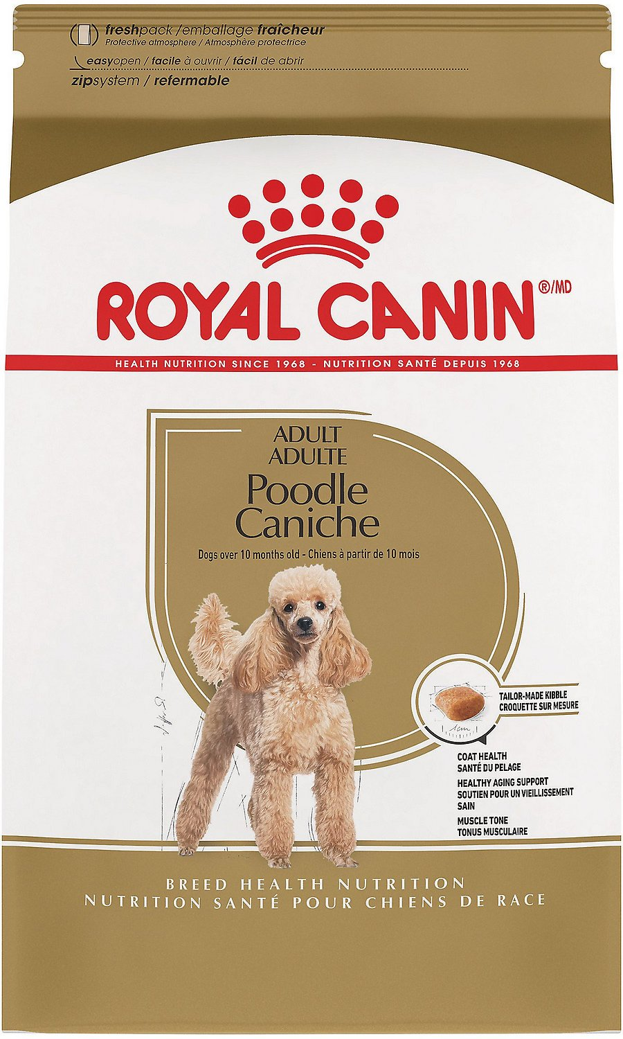 Royal Canin Poodle Adult 1,5kg.