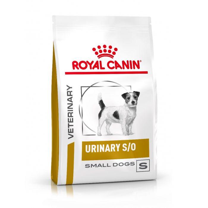 Royal Canin Urinary S/O Small Dog 1,5 Kg