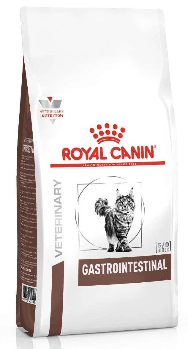 Royal Canin FelineGastro-Intestinal 4kg.