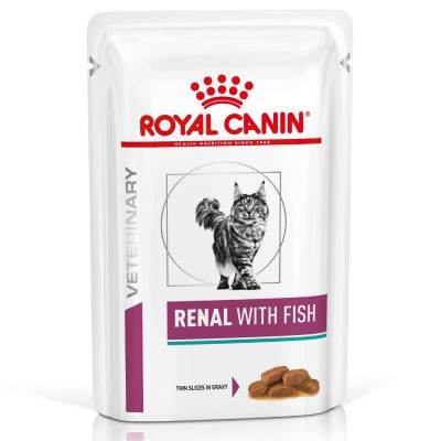 Royal Canin Renal with Tuna giliašas 85gx12vnt.