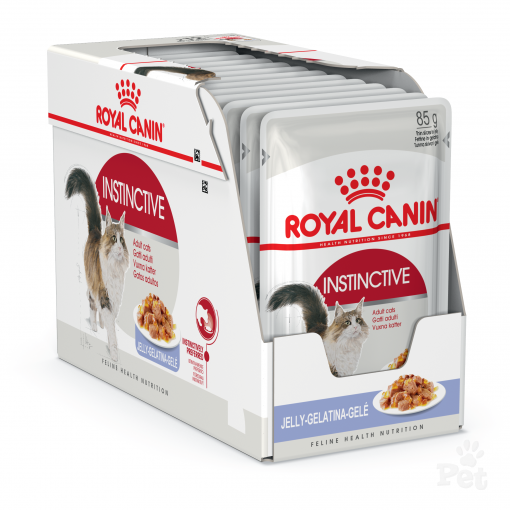 Royal Canin Instinctive in Jelly 12x85g