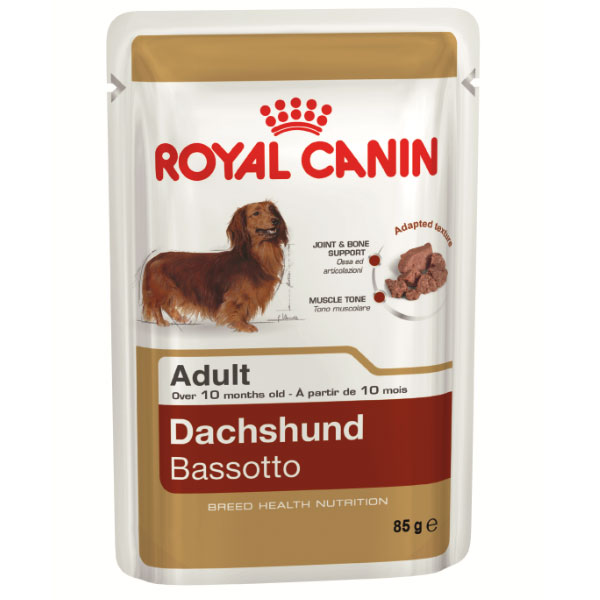 Royal Canin BHN WET Dachshund adult 12x85g