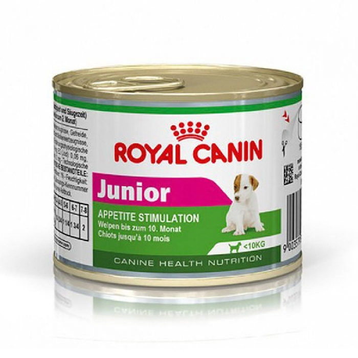 Royal Canin Mini Junior konservai 195gr.