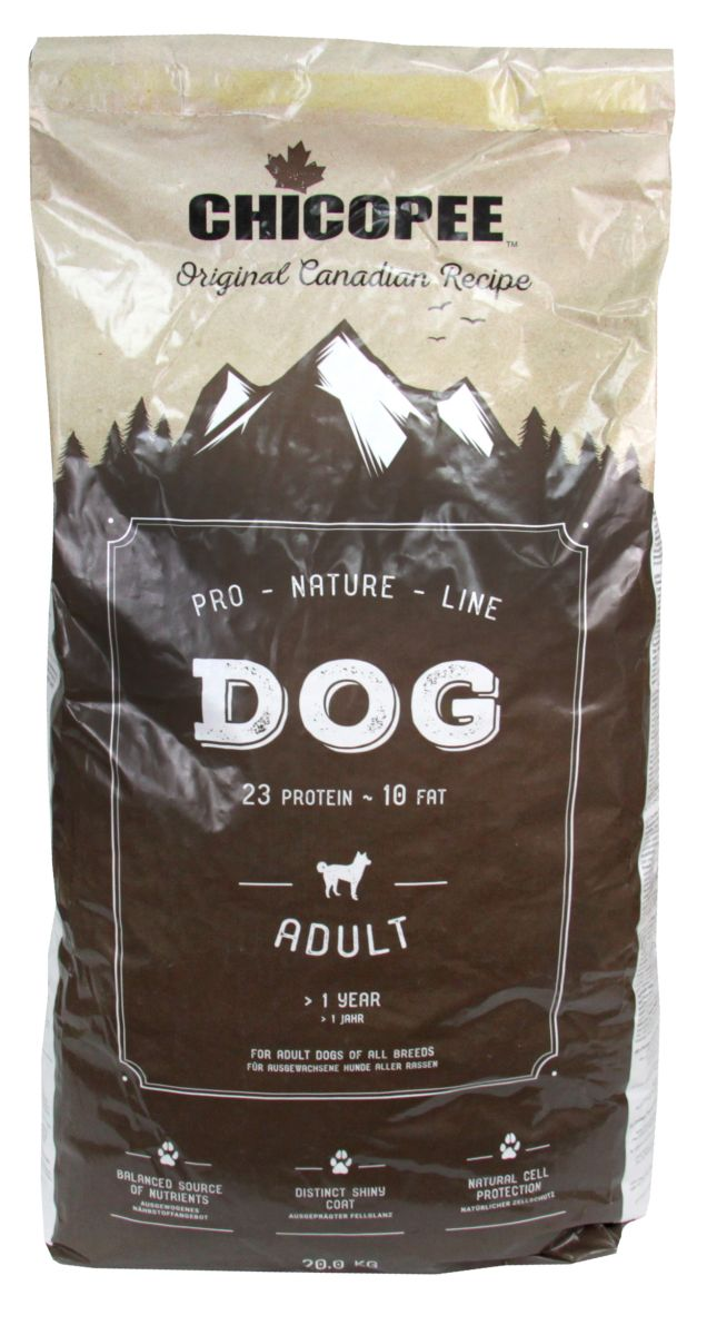 Chicopee Adult Dog 20kg