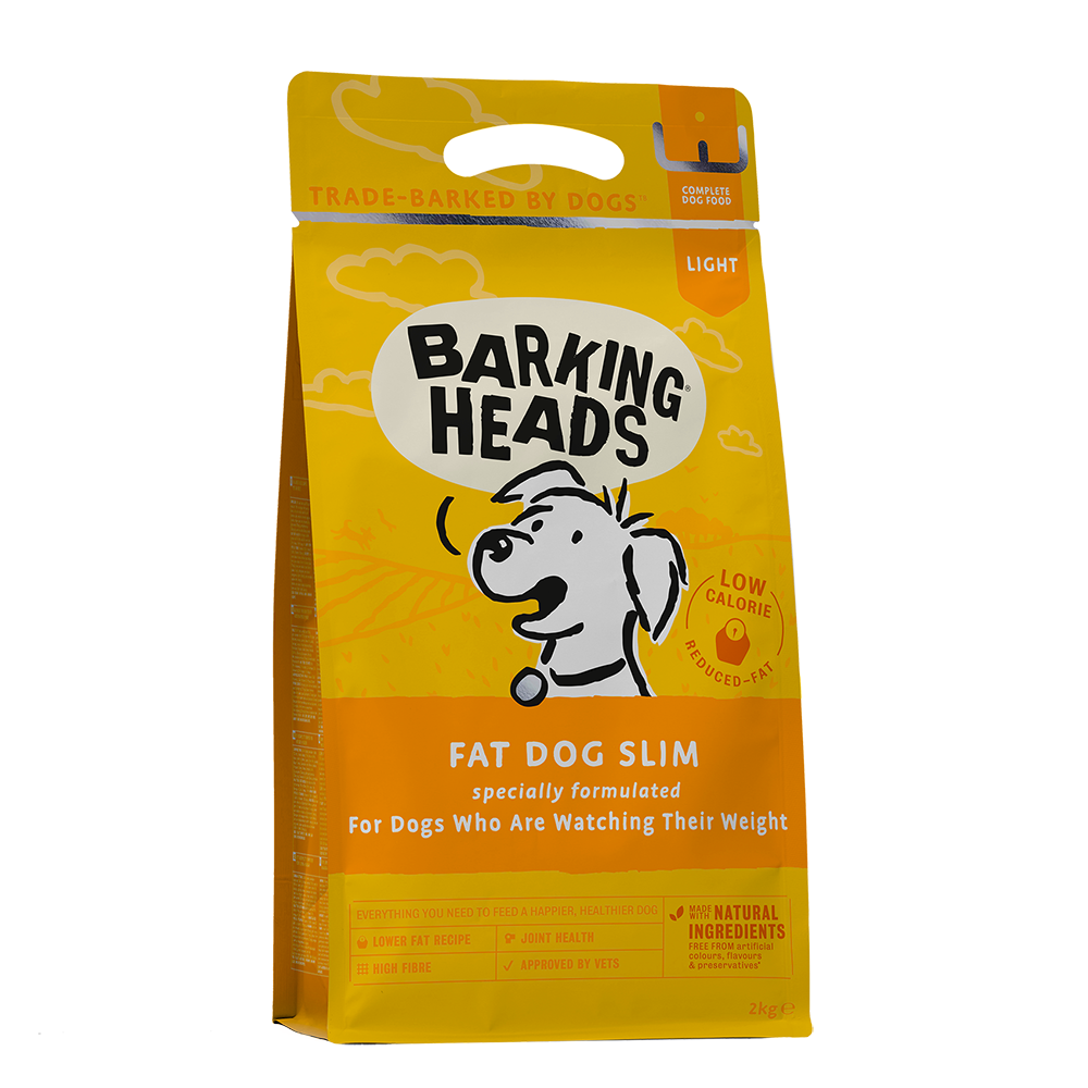 Barking Heads Fat Dog Slim 12kg.